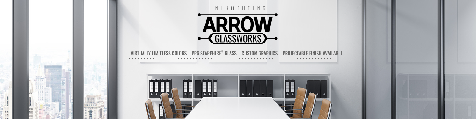 Introducing Arrow Glassworks