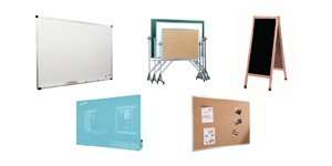 Browse our visual display boards