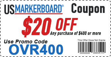 Save $20 off your order of $400 or more