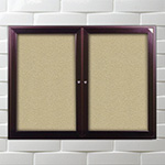Enclosed Fabric Boards