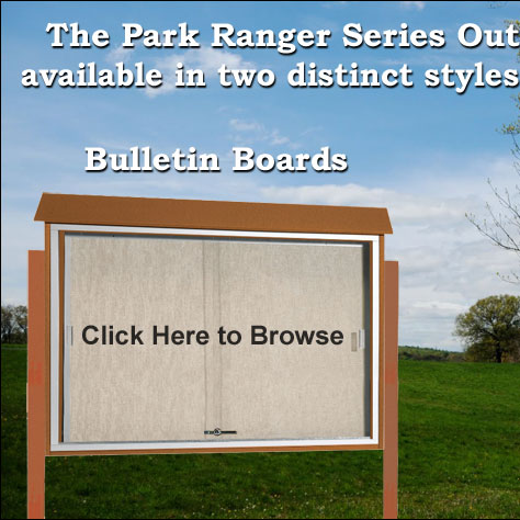 Park Ranger Series Bulletin Boards