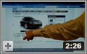TouchIT Interactive LCD Touch Screen from US Markerboard Helps Car Buyers Make Decisions