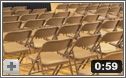 200 Series Premium All-Steel Folding Chairs from National Public Seating